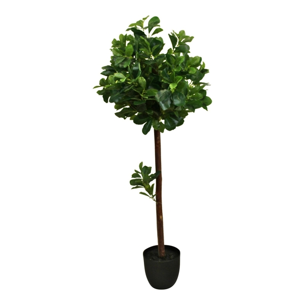 Artificial Tung Oil Ball Tree, 110cm