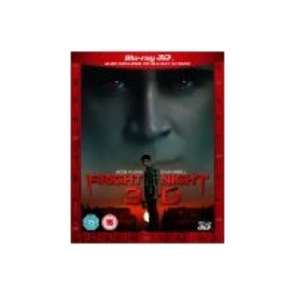 Fright Night 3D and 2D Blu-ray