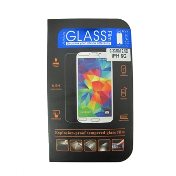iPhone 6 Compatible Glass Screen Protector Retail Boxed