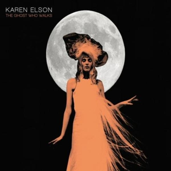 Karen Elson - The Ghost Who Walks CD