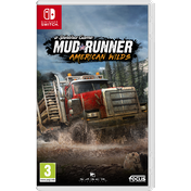 Spintires MudRunner American Wilds Edition Nintendo Switch