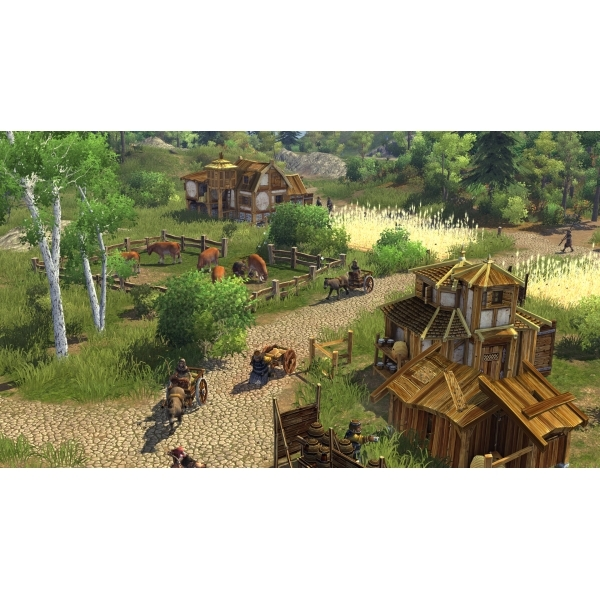 The Settlers VI 6 Rise Of An Empire Game PC - Image 3