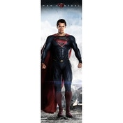 Superman Man of Steel Smallville Door Poster