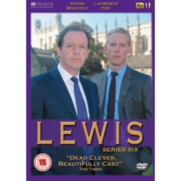 Lewis Series 6 DVD
