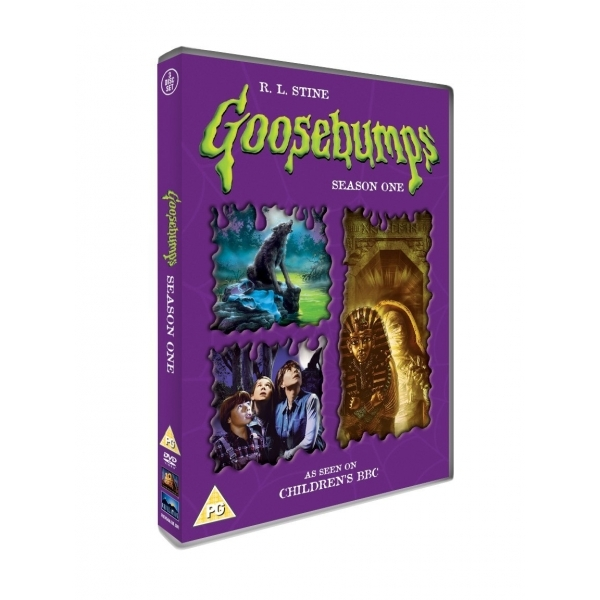 Goosebumps Series 1 DVD