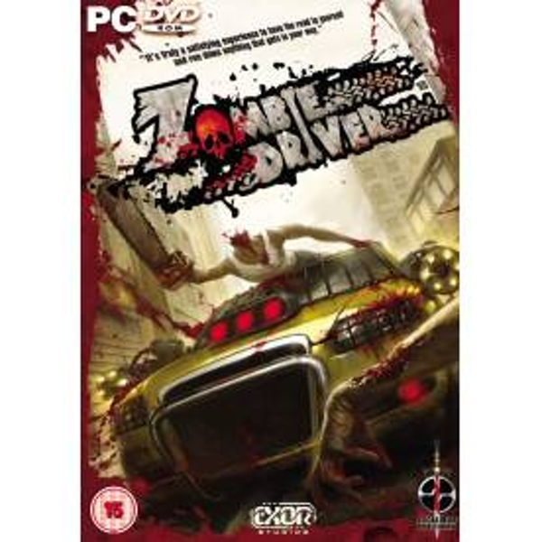 Zombie Driver Game PC