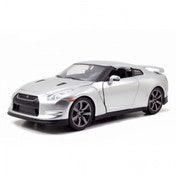 Damaged Packaging 2009 Nissan GT-R35 (Fast & Furious) Jada Diecast Model Used - Like New