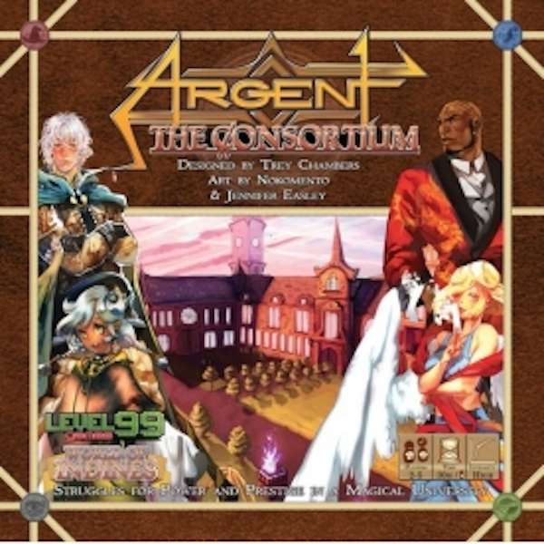 Argent The Consortium Board Game