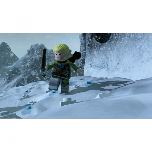 (Pre-Owned) Lego Lord Of The Rings Game Wii - Image 2