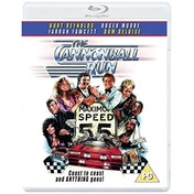 The Cannonball Run Blu-ray & DVD 1981
