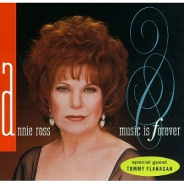 Annie Ross - Music Is Forever CD