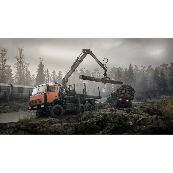 Spintires Mudrunner PS4 Game - Image 4