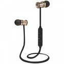 Groov-e GVBT600GD Bullet Buds Wireless Bluetooth Metal Earphones Gold