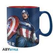 Marvel - Sentinel Of Liberty Mug