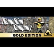 Demolition Company Gold Edition PC CD Key Download for Excalibur