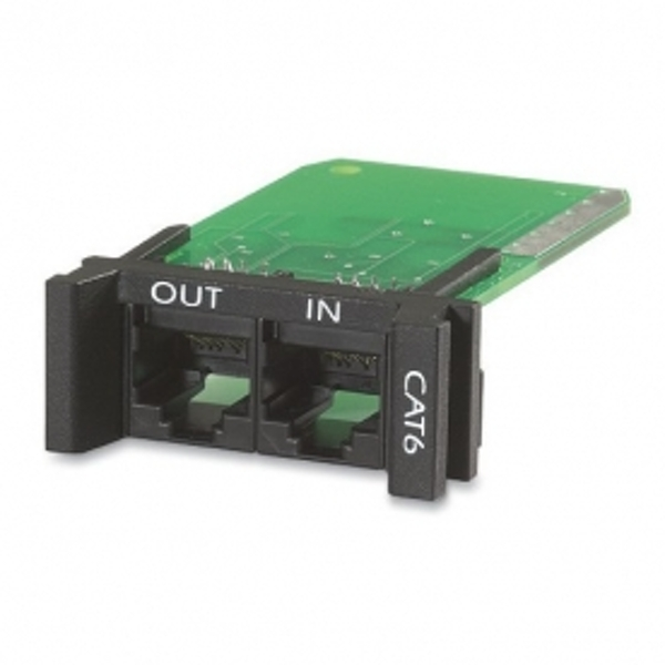 APC Surge Module for CAT5/6  Network Line  for use with PRM4 or PRM24 Chassis