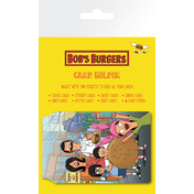 Bobs Burgers Group Card Holder