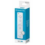 Official Nintendo Wii Remote Plus Control In White Wii U