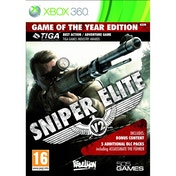 Sniper Elite V2 Game of the Year (GOTY) Game Xbox 360
