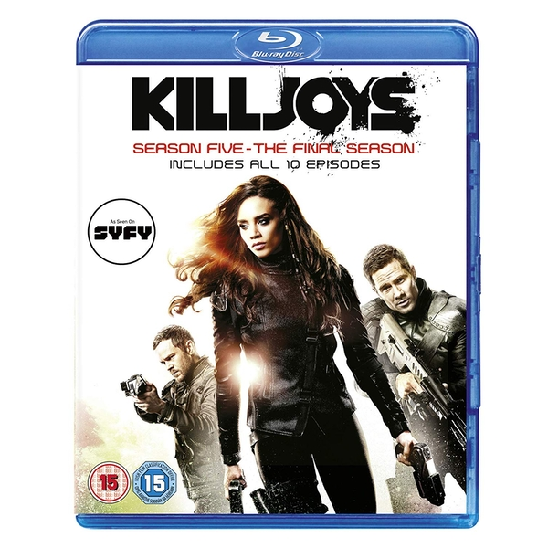 Killjoys Season 5 Blu-ray