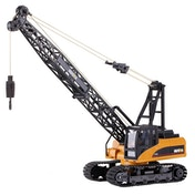 HUINA 1/14th 6 Channeled 2.4G Crawler Crane with Hook