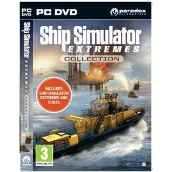 Ship Simulator Extreme Game PC
