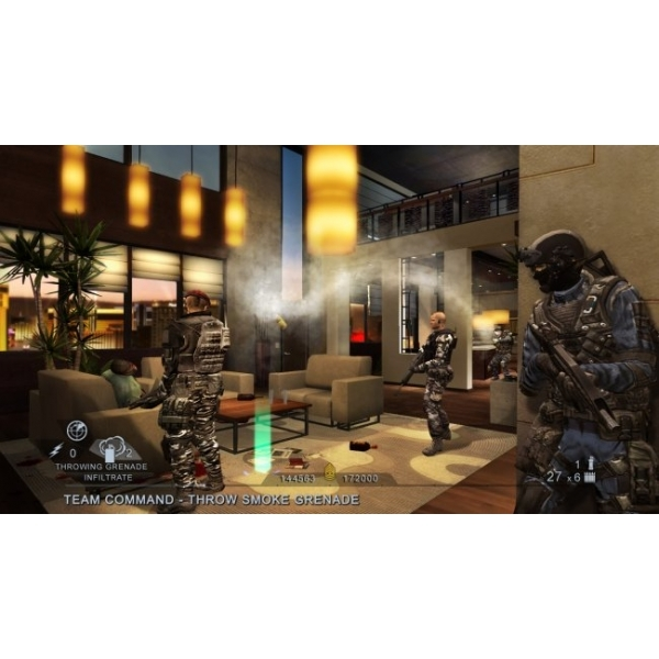 Ubisoft Double Pack Ghost Recon Advanced Warfighter 2 & Tom Clancys Rainbow Six Vegas 2 Game PS3 - Image 2