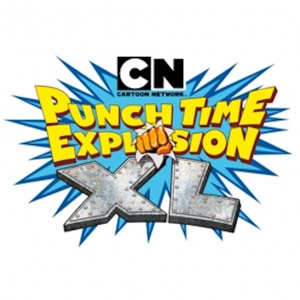 Cartoon Network Punch Time Explosion XL Game Wii - Image 2