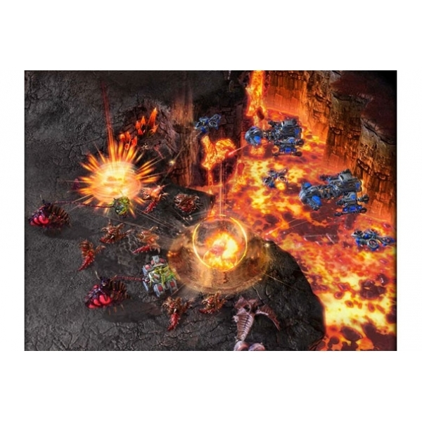 StarCraft II 2 Wings Of Liberty PC CD Key Download for Battle - Image 4