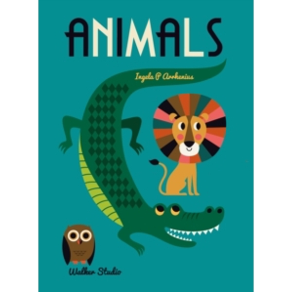 Animals : A stylish big picture book for all ages