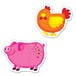 Galt Toys - New Baby Puzzles Farm - Image 2