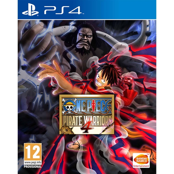 One Piece Pirate Warriors 4 PS4 Game