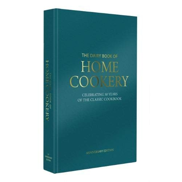 Dairy Book of Home Cookery 50th Anniversary Edition With 900 of the original recipes plus 50 new classics, this is the iconic cookbook used and cherished by millions Hardback 2018