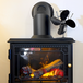 Heat Powered 4 Blade Stove Fan | M&W - Image 2