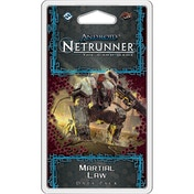 Android Netrunner LCG Martial Law Data Pack