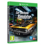 Car Mechanic Simulator Xbox One Game