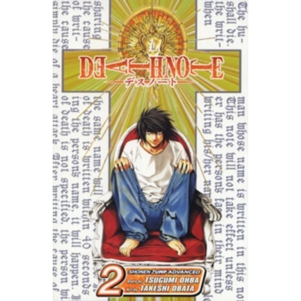 Death Note, Vol. 2 : 2