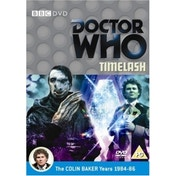 Doctor Who: Timelash (1985) DVD