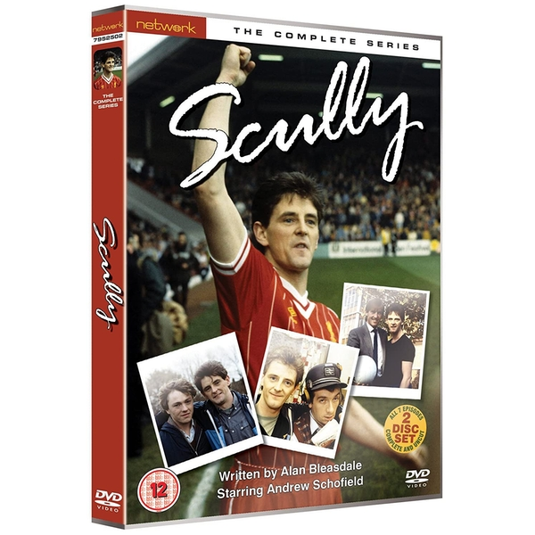 Scully DVD 2-Disc Set