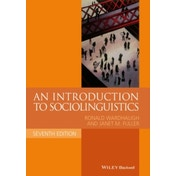 An Introduction to Sociolinguistics by Ronald Wardhaugh, Janet M. Fuller (Paperback, 2014)