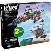 K'Nex Turbo Jet 2-in-1 Building Set (16004)