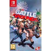 WWE Battlegrounds Nintendo Switch Game
