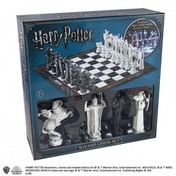 Ex-Display Harry Potter Wizard's Chess Noble Collection (New Packaging) Used - Like New