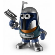 Jango Fett (Star Wars) Mr Potato Head