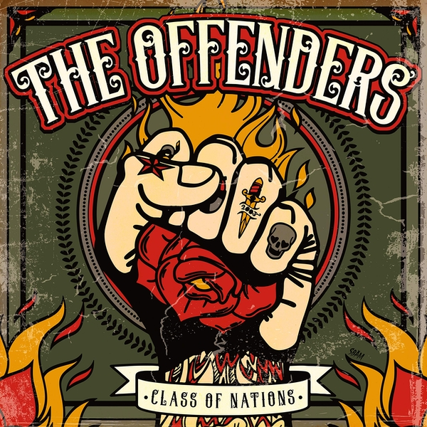 Offenders - Class Of Nations Vinyl
