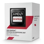 AMD Sempron 2650 CPU, AM1, 1.45GHz, Dual Core, 25W, 1MB, 28nm, Radeon R3 GFX
