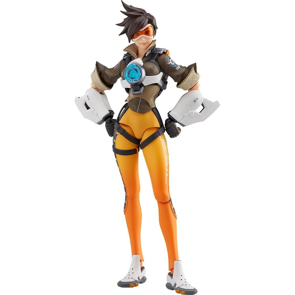 Tracer (Overwatch) Figma Action Figure