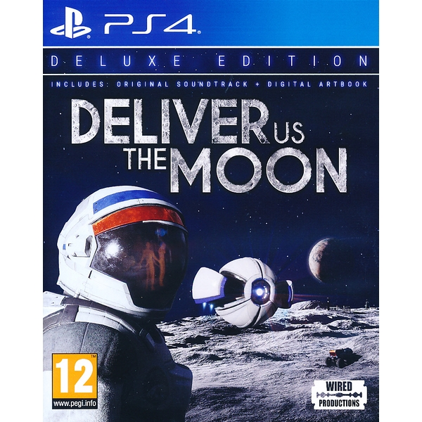 Deliver us the Moon Deluxe PS4 Game