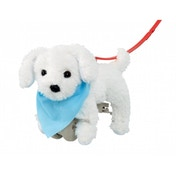 Snuggle Pets: Go Puppy Go - Charlie The Bichon