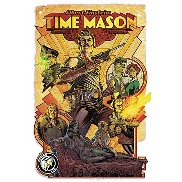 Albert Einstein: Time Mason Volume 1